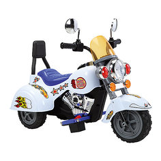 "Электромотоцикл ""Мотоцикл-B19"", mp3, со светом и звуком, Zilmer"