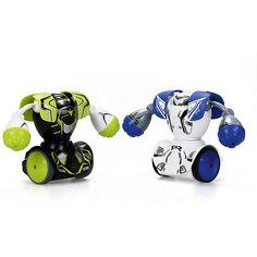 """Радиоуправляемые боевые роботы Silverit """"Робокомбат"""""""