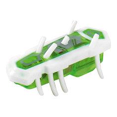"Микро-робот ""Nano Nitro Single"", бело-зеленый, Hexbug"