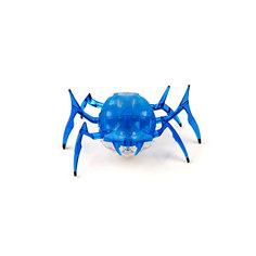 """Микро-робот """"Жук Скарабей"""", синий, Hexbug"""