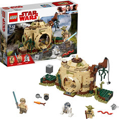 Конструктор LEGO Star Wars 75208: Yodas Hut