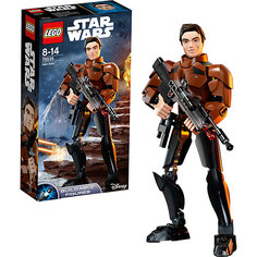Конструктор LEGO Star Wars 75535: Хан Соло