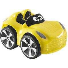 Машинка Turbo Touch Yuri (желтая) Chicco