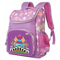 Школьный рюкзак Upixel «Game High», фиолетовый