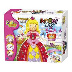 """Игровой набор для лепки из глины  """"Princess Play"""", Angel Clay"""