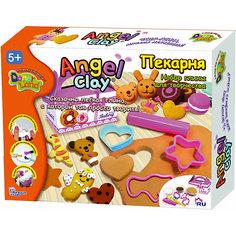 """Игровой набор для лепки из глины  """"Пекарня"""", Angel Clay"""