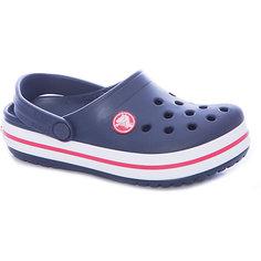 Сабо Crocband™ clog, синий Crocs