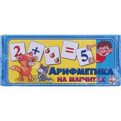 """Магнитные карточки """"Арифметика  на магнитах"""", Десятое королевство"""