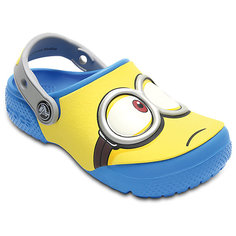 Сабо Kids Crocs Fun Lab Minions Clogs