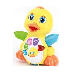 """Интерактивная игрушка """"Уточка: стихи и песни А.Барто"""", со светом и звуком, Умка"""