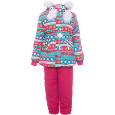 Комплект: куртка и полукомбенизон Майя Batik для девочки Батик