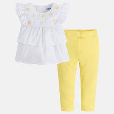 Комплект:брюки,блузка Mayoral для девочки