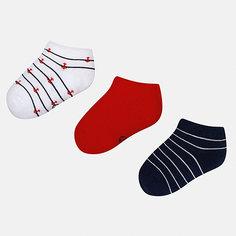 Комплект:3 пары носок Mayoral для мальчика