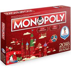 Настольная игра FIFA-2018 1Toy Монополия