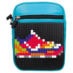Пиксельная сумка Upixel «Ambler shoulder bag», голубой