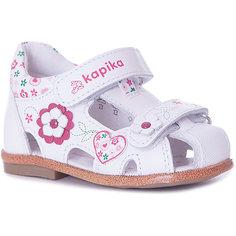 Сандалии Kapika для девочки