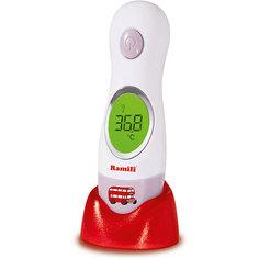 Инфракрасный ушной и лобный термометр ET3030 4 в 1, Ramili