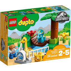 Конструктор LEGO DUPLO 10879: Gentle Giants Petting Zoo