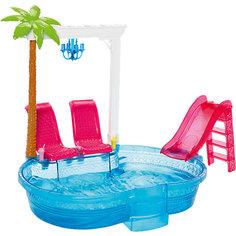 Игровой набор Barbie «Гламурный бассейн» Mattel
