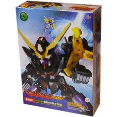 """Модель для сборки Gaoda """"Робот. Солдат Черный странник"""""""