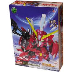 "Модель для сборки Gaoda ""Робот. Солдат ШенгДан"""