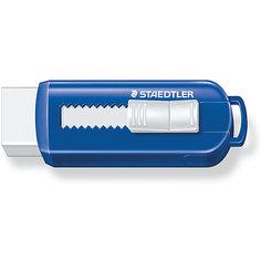 Ластик 525 PS, синий/белый, Staedtler