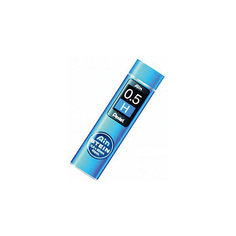 Грифели для карандашей автоматических AIN STEIN 40 шт 0,5 мм Pentel