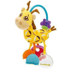 "Погремушка мягкая ""Жираф"", Chicco"