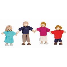 PLAN TOYS 7415 Кукольная семья