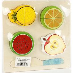 """Набор продуктов с ножом """"Фрукты"""", Shantou Gepai"""