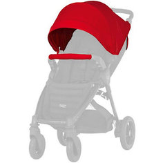 Капор для коляски B-Agile/B-Motion, Britax, Flame Red