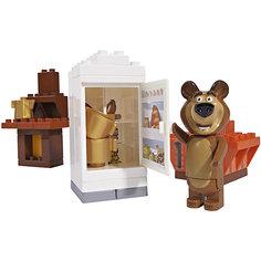 Конструктор Маша и Медведь, Кухня Мишки, 35 деталей, BIG