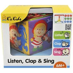 Музыкальный кубик, Ks Kids