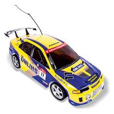 """Автомобиль """"On-road rally racer"""", на р/у, жёлтый, Mioshi Tech"""