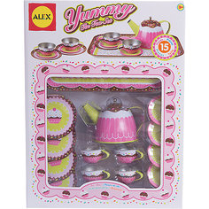 """ALEX 703 W Набор посуды для чаепития """"Ямми"""""""