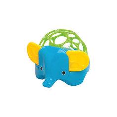 "Погремушка ""Зоопарк. Слон"", Oball"