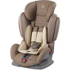 Автокресло Happy Baby Mustang, 9-36 кг, бежевый