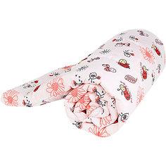 Одеяло стеганное Божья коровка, файбер 300, 105х140, Baby Nice, красный