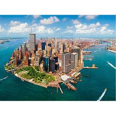 """Пазл """"Манхэттен до 11.09.2001"""", 2000 деталей, Castorland"""