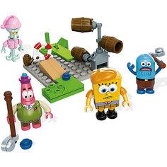 Губка Боб: мини игровой набор, Mega Bloks