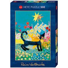 "Пазл ""Море цветов"", 500 деталей, Heye"
