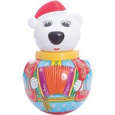 Неваляшка Белый медведь Тёма Стеллар