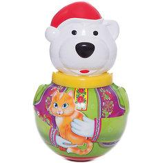 Неваляшка Белый медведь Борис Стеллар