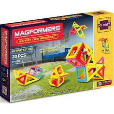 """Магнитный конструктор """"Tiny Friends"""", MAGFORMERS"""