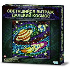 """Светящийся витраж """"Далекий космос"""", 4М 4M"""