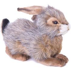 Кролик черный, 25 см Hansa