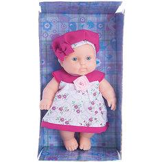 Кукла Карапуз 13 (девочка), 20 см, Весна