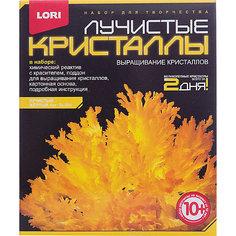 """Лучистые кристаллы """"Желтый кристалл"""" Lori"""