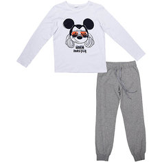 Комплект: толстовка и брюки для мальчика Scool S`Cool