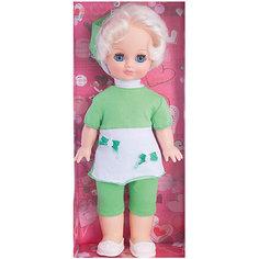 Кукла Лена 10, со звуком, 35,5 см, Весна